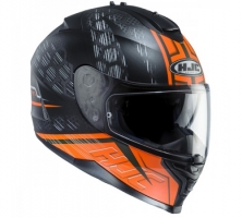 KASK HJC IS17 enver mc6hsf integralny z blendą + pinlock (antifog) GRATIS