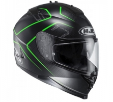 KASK HJC IS17 lank mc40sf integralny z blendą + pinlock (antifog) GRATIS
