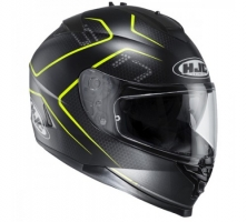 KASK HJC IS17 lank mc4hsf integralny z blendą + pinlock (antifog) GRATIS