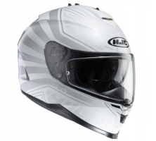 KASK HJC IS17 ordin mc10 integralny z blendą + pinlock (antifog) GRATIS