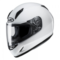 KASK HJC JUNIOR CL-Y SOLID WHITE