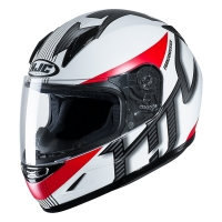 KASK HJC JUNIOR CL-Y GOLI WHITE/GREY