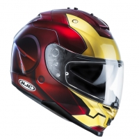 KASK HJC IS17 IRONMAN MARVEL integralny z blendą + pinlock (antifog) GRATIS Nowość
