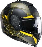KASK HJC IS17 ARMADA MC3F integralny z blendą + pinlock (antifog) GRATIS