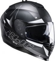 KASK HJC IS17 ARMADA MC5F integralny z blendą + pinlock (antifog) GRATIS