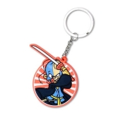Brelok do kluczy DP26 Daniel Pedrosa Baby Samurai Key Holder Multicolor - DPUKH76803